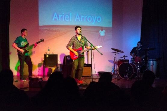 Ariel Arroyo.