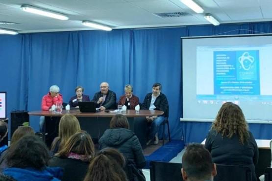 Convocante jornada en el Centro de Medicina Nuclear y Radioterapia Patagonia Austral