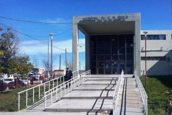 Hospital de Puerto Madryn.
