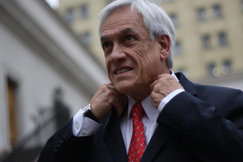 Piñera dio marcha atrás con la medida.
