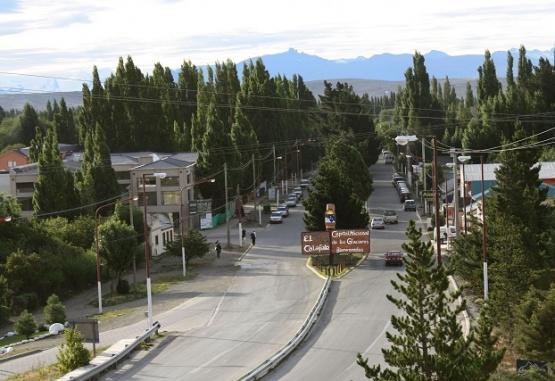 El hecho se registró en la localidad de El Calafate.