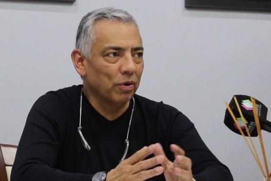 """Soloaga presentó una denuncia penal por los delitos de """"extorsión y amenazas""""."""