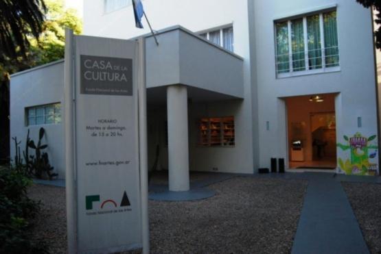 Sede de la Casa de la Cultura.