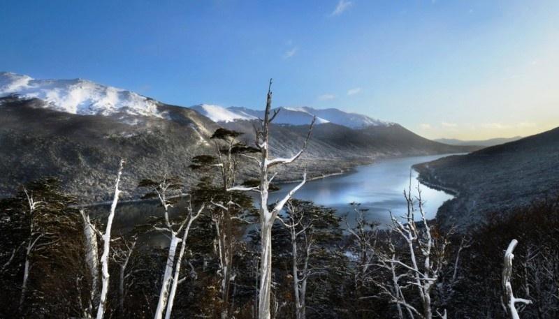 mejora el clima en Tierra del Fuego.