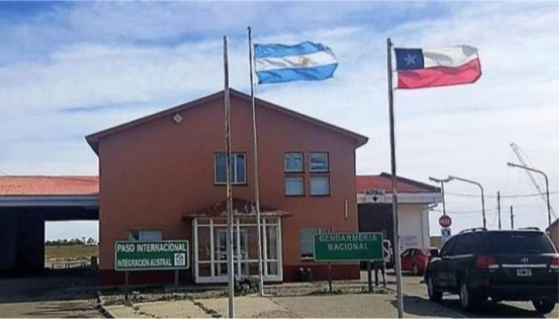 El Paso Integración Austral.