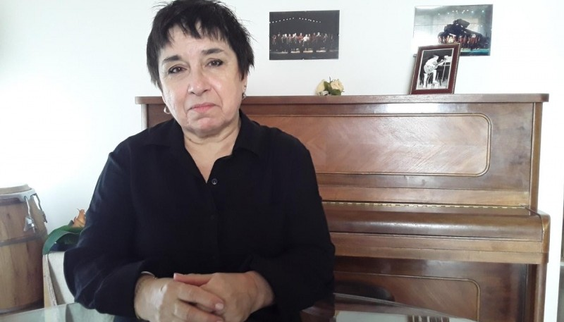 Silvia Rodríguez, supervisora de nivel inicial en región 3.