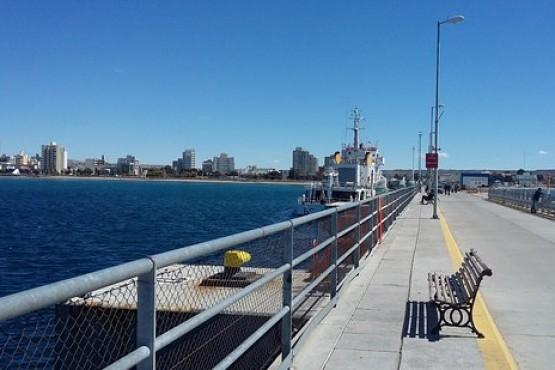 Fijate el clima en Puerto Madryn.