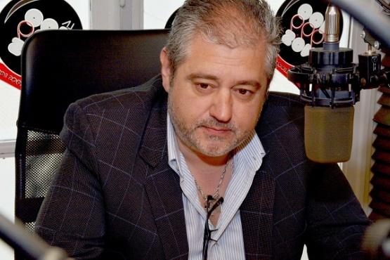 Pablo Fadul es candidato a intendente de Río Gallegos.