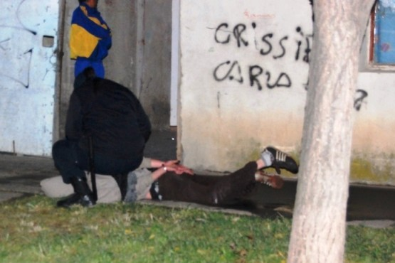 El sujeto fue detenido y trasladado a la Comisaría Primera. (Foto archivo)