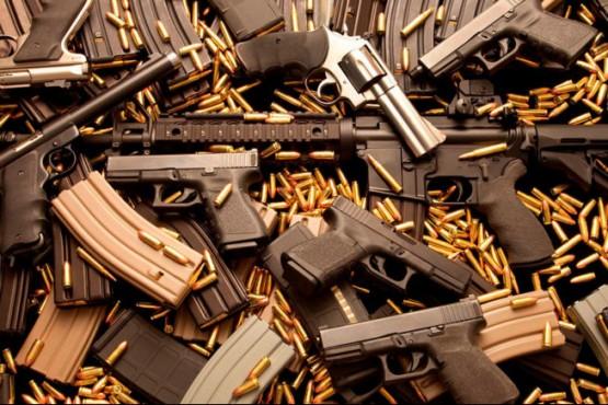 Hay categorías con respecto a la cantidad de armas que tenga una persona (foto ilustrativa).