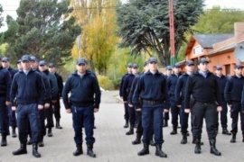 Cuáles son los cursos policiales durante octubre y noviembre
