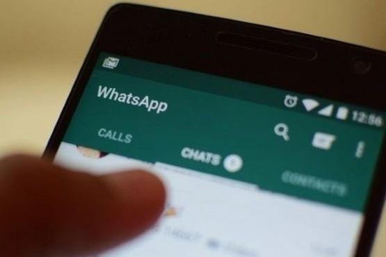 Se filtró el audio de Whatsapp.