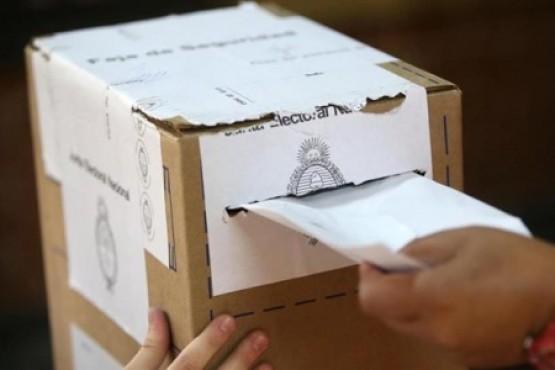 Elecciones en la Argentina.