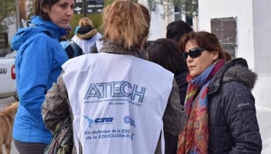ATECH anunció las medidas de fuerza.
