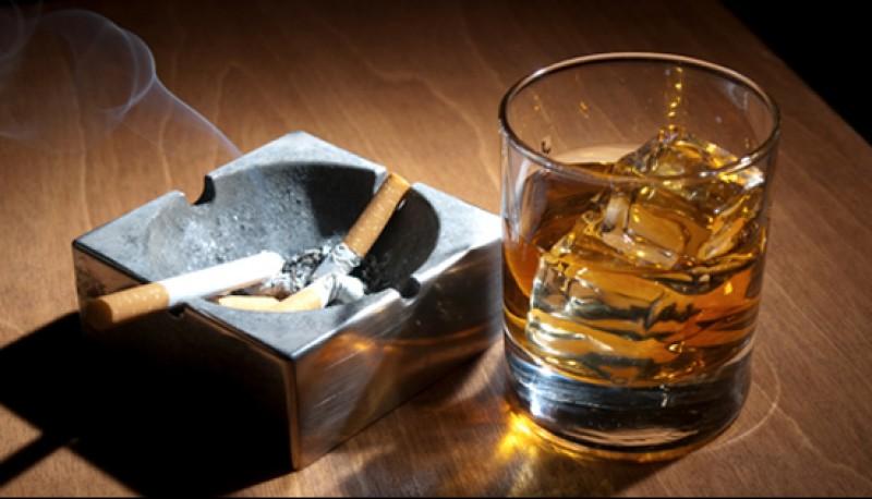 Aumentó el consumo de alcohol pero cayó la cantidad de fumadores