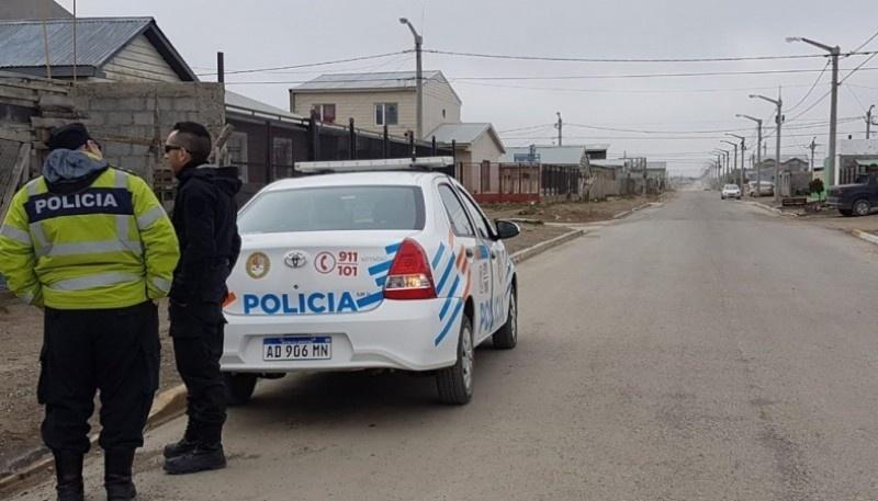 Policia de Tierra del Fuego (Imagen ilustrativa)