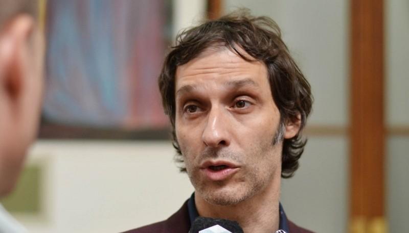 Presidente del ISSyS, Miguel Arnaudo.