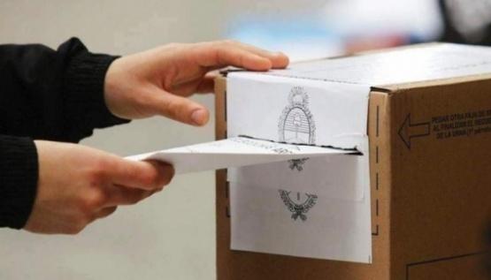 Este domingo se realizan las elecciones.