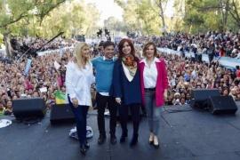 Cristina Kirchner vendría este fin de semana para votar en Río Gallegos