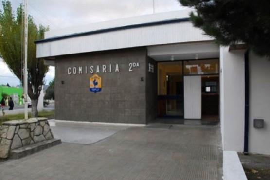 Comisaría Segunda de Río Gallegos (foto archivo),