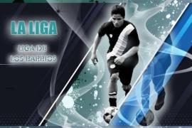 La Liga de los Barrios y la Superliga Femenina en fotos