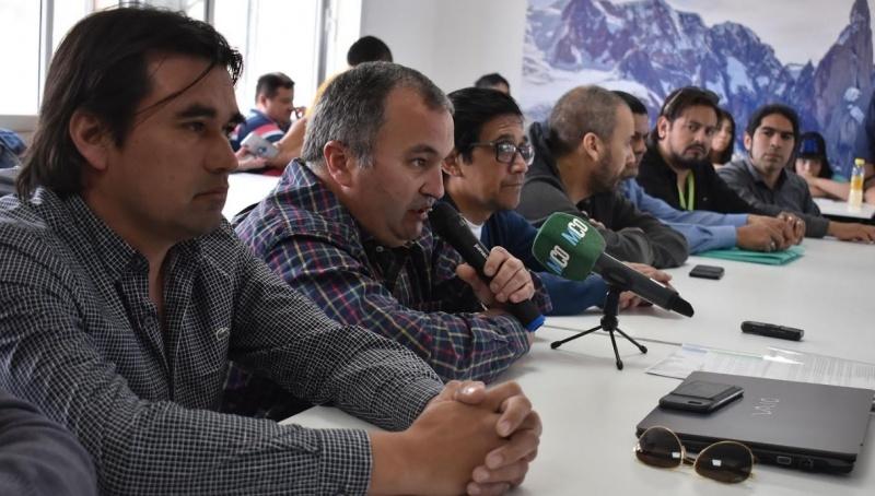 Fue un trabajo entre el Municipio, taxistas y Concejo Deliberante.