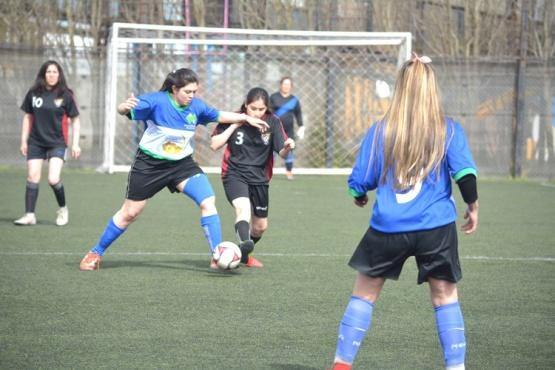 Superliga de mujeres.