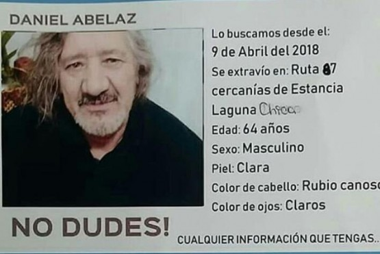 Daniel Abelaz.