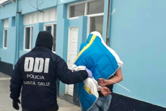 DDI de Santa Cruz.