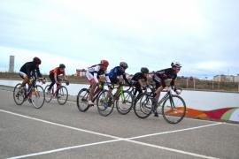 Ciclistas con vistas en la Araucanía