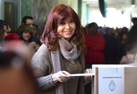 Cristina emitirá su voto en Río Gallegos.