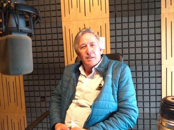 Álvaro Sánchez Noya, empresario del rubro carne ovina.