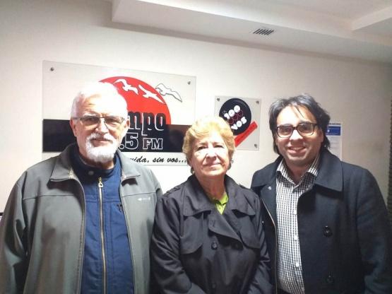 Integrantes de consejos consultivos estuvieron esta semana en Tiempo FM.