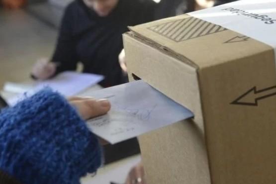 El voto de los extranjeros que residen en Chubut.