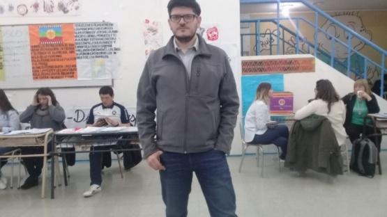 Juan Manuel Valentin.