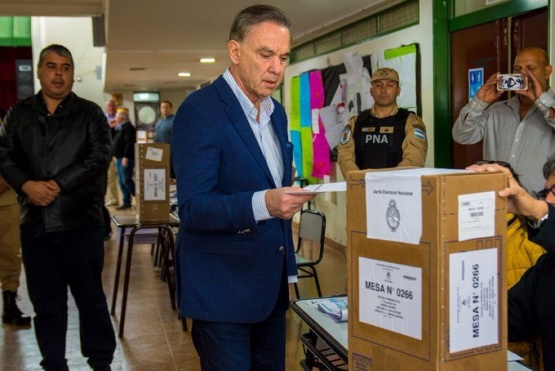 El voto de Pichetto.