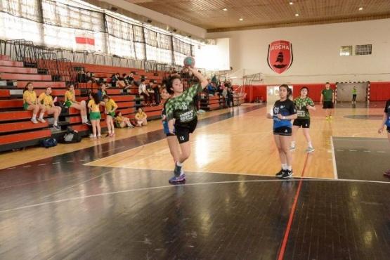 El handball tiene un trabajo excelente.