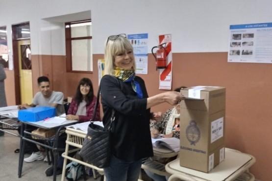 Hernández será diputada nacional por Chubut.