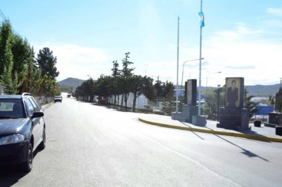 El hecho se registró en Cañadón Seco.