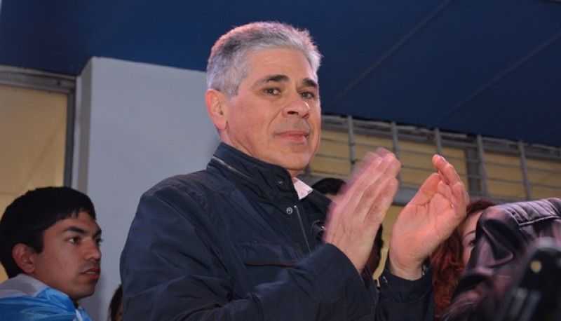 Pablo González fue electo diputado nacional (Foto C.R.)