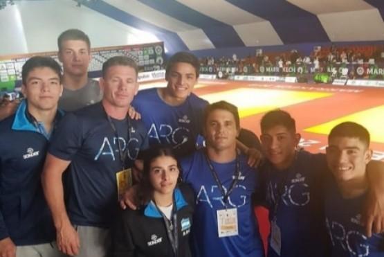 El judo tiene grandes representantes.