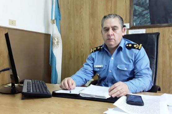 2do jefe de la Unidad Regional Esquel.