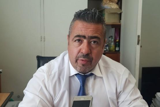 El fiscal Héctor Iturrioz.