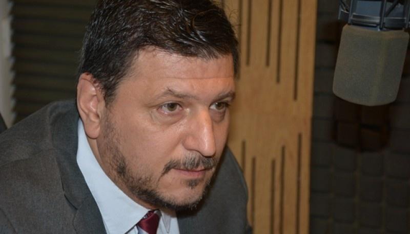 Mauricio Gómez Bull (Foto archivo).