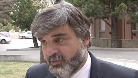 Gardonio fue electo en San Julián.