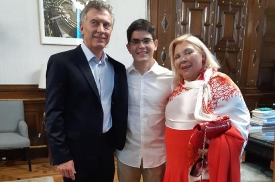 Elisa Carrió puso punto final a su carrera política.