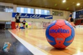 """El handball del """"Lucho"""" en el Nacional de Clubes Menores"""