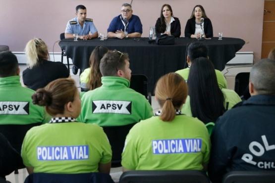"""El personal de la APSV se capacitó sobre la """"Ley Micaela"""""""