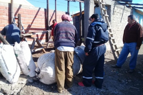 Productores caprinos reciben acondicionamiento de  fibra mohair