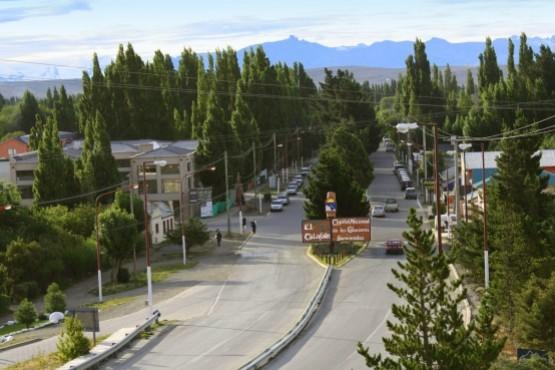 Ciudad de El Calafate.